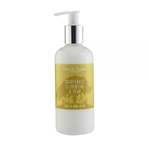 Grapefruit, Clementine & Pear Body and Hand Lotion
