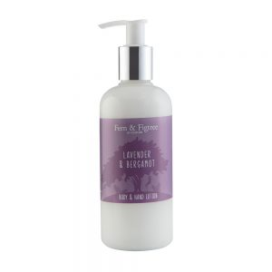 Lavender and Bergamot Body and Hand Lotion