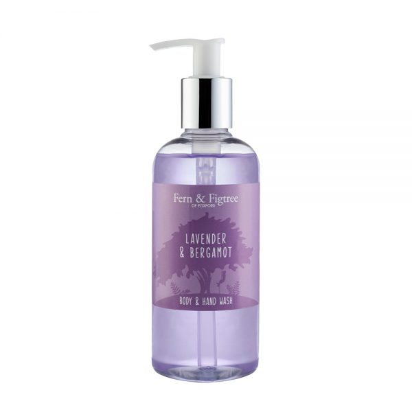 Lavender and Bergamot Body and Hand Wash