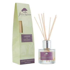 Lavender and Bergamot Luxury Fragrance Diffuser