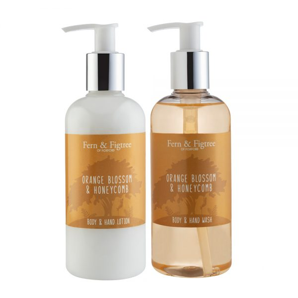 Orange Blossom and Honey Body and Hand Lotion