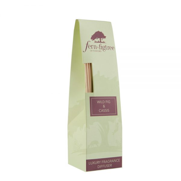 Wild Fig and Cassis Diffuser Outer Box