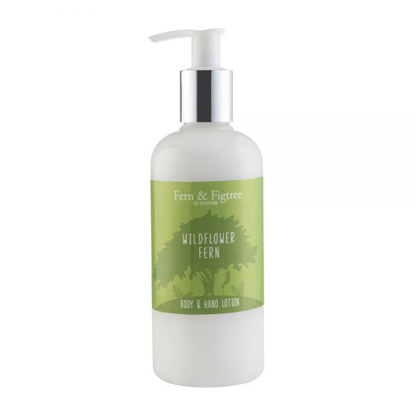 Wild Flower Fern Body and Hand Lotion